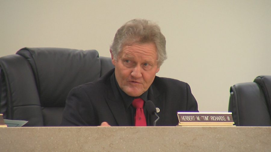 VIDEO: Councilman Tim Richards Statement In Support Of TMT