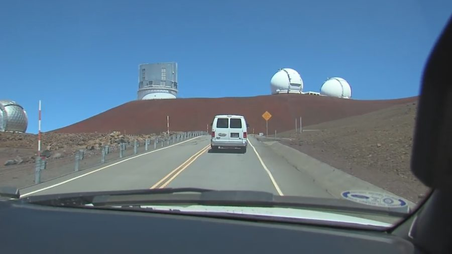 Mixed Messages On Mauna Kea Observatory Access
