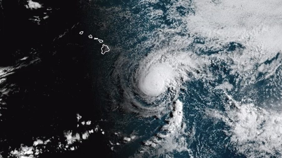VIDEO: Alert Message Issued On Hurricane Erick, Some Closures