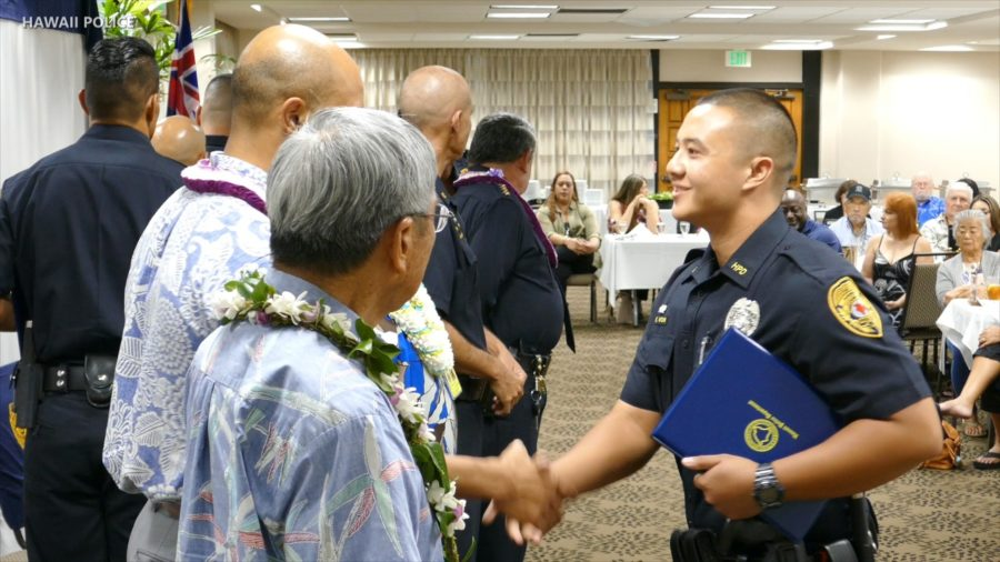 VIDEO: 90th Hawaii Police Recruit Class Recognized