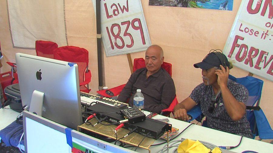 VIDEO: Mauna Kea Radio Broadcasts Defy FCC