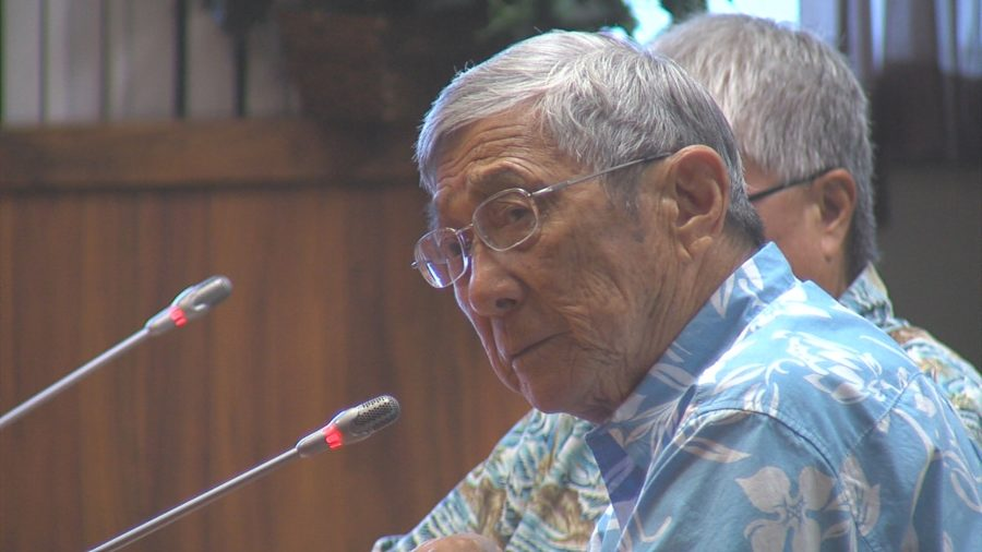 VIDEO: Hawaiian Homes Speed Humps Debate Continues