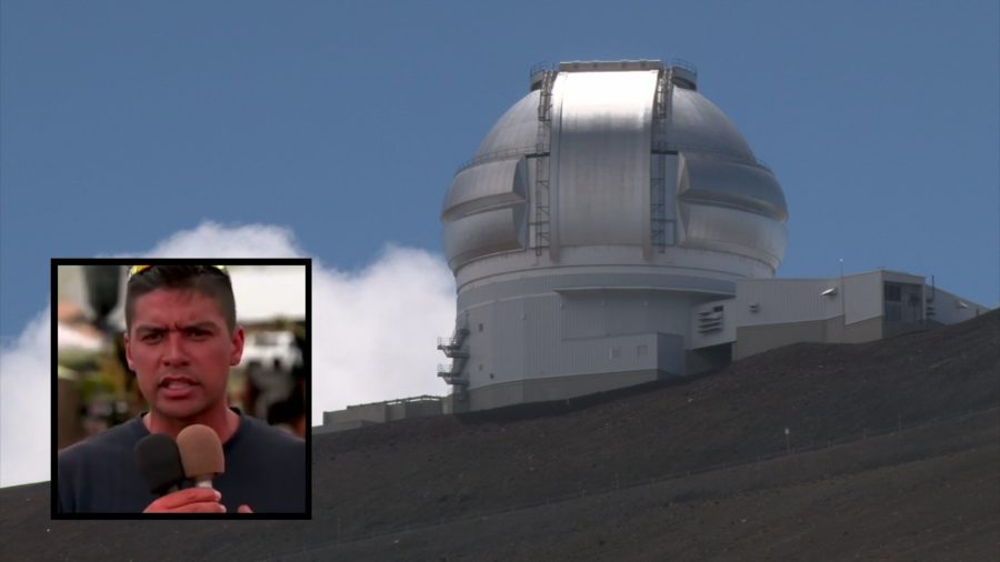 VIDEO: TMT Opponents Refute Observatories After Announcement