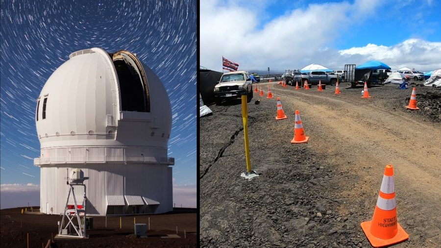 VIDEO: Mauna Kea Observatory Directors Give Update