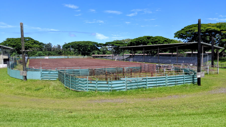 Panaʻewa Rodeo Arena To Close September 2 For Improvements