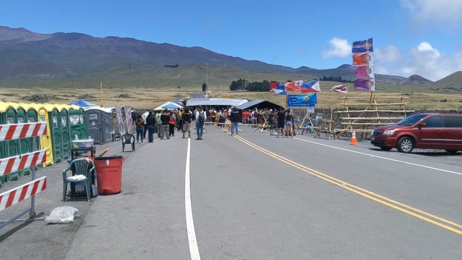 State Issues Joint Statement On Mauna Kea Access Road Jurisdiction