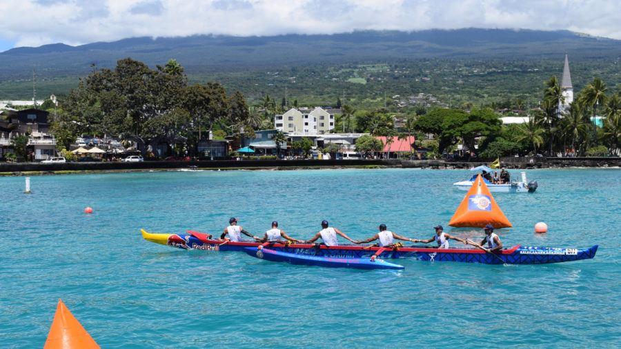 Red Bull Waʻa, Outrigger Win Queen Liliʻuokalani Canoe Race
