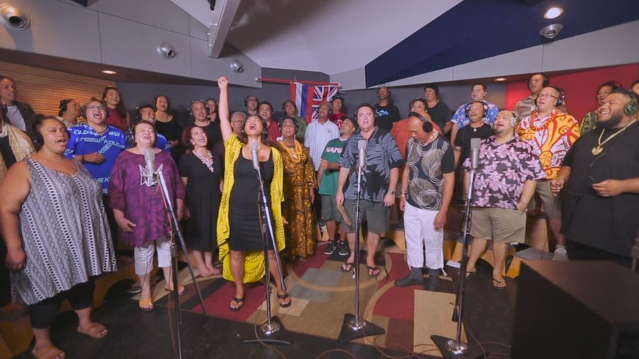 VIDEO: Hawaii Artists Sing Out For Mauna Kea