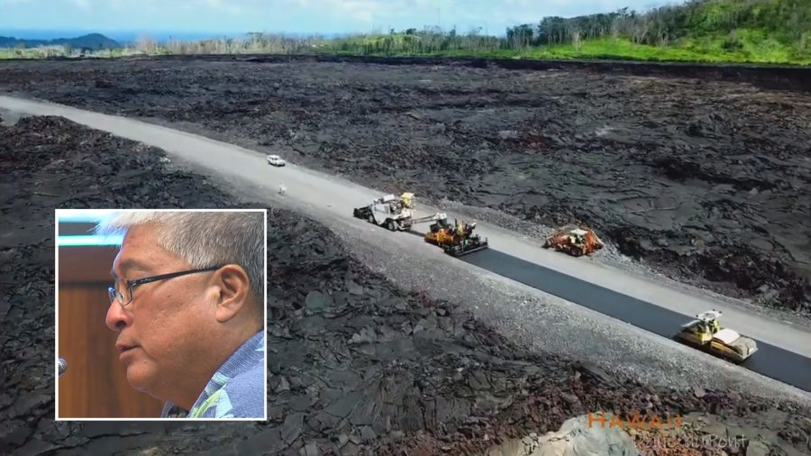VIDEO: Highway 132 Delays Due To Lava Heat Detailed