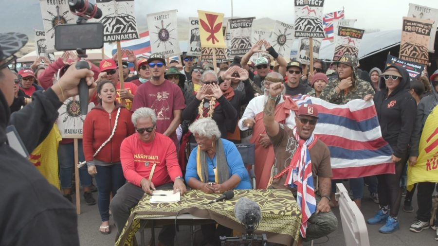 VIDEO: Mauna Kea Press Conference Announces Notice Of Intent To Sue