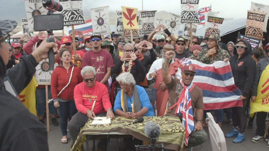 VIDEO: Mauna Kea Press Conference Announces Notice Of Intent To Sue