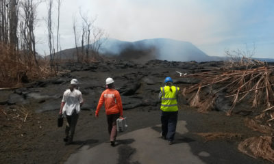 VOLCANO WATCH: Scientists Gather To Talk Volcanic Eruption Response