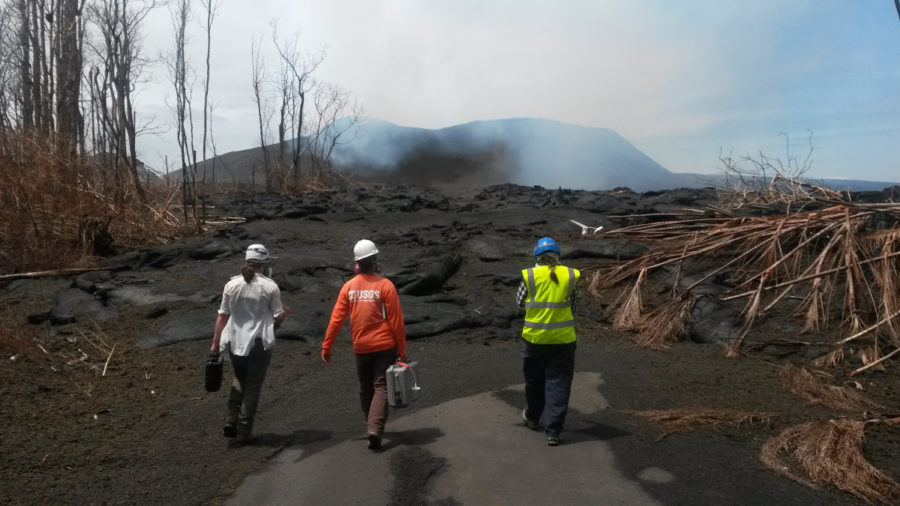 VOLCANO WATCH: Scientists Gather To Talk Volcanic Eruption Response