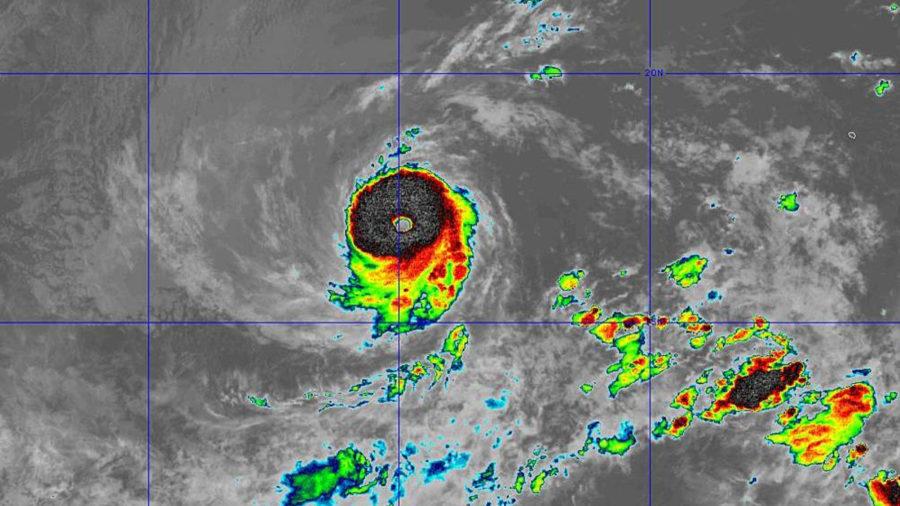 Kiko Rapidly Intensifies Into Major Hurricane, Far East Of Hawaii