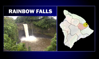 Standoff, Fallen Tree Force Rainbow Falls Closure