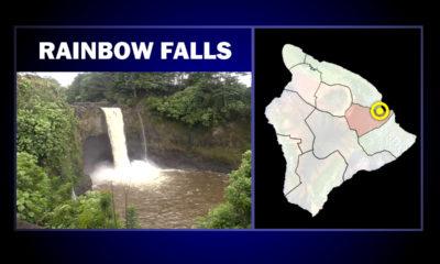 Standoff, Fallen Tree Force Rainbow Falls Closure