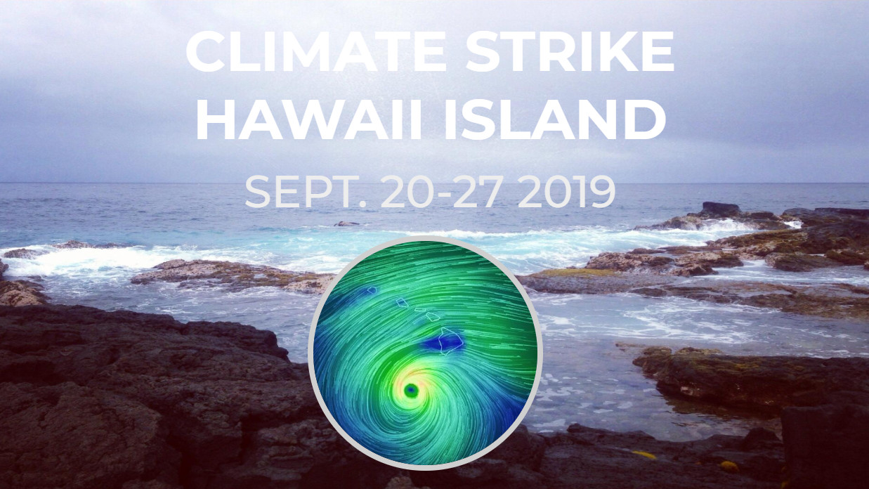 Hawaii Activists To Participate In Global Climate Strike