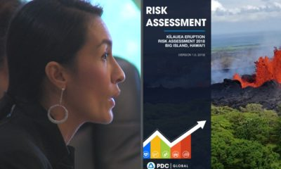VIDEO: Kilauea Risk Assessment Published, As Council Adopts Recovery Strategy