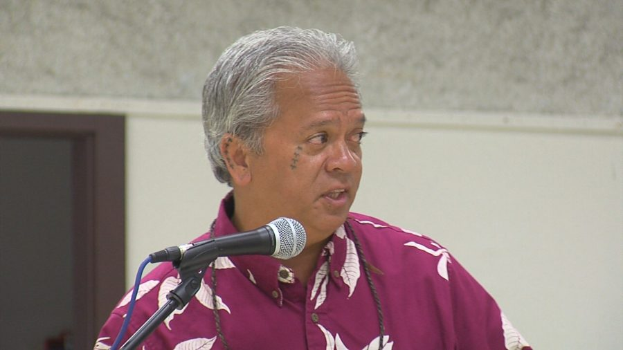 VIDEO: OHA Hears Mauna Kea Access Road Jurisdiction Testimony