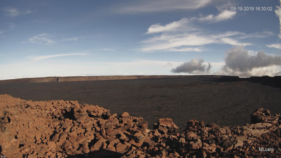 Scientists Post Mauna Loa Volcano Weekly Update