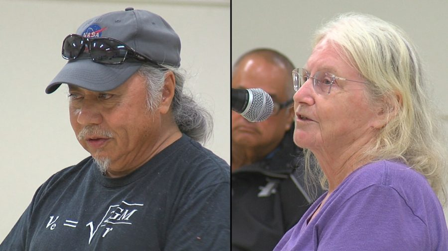 VIDEO: OHA Hears From TMT Supporters During Hilo Meeting
