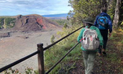 Complete Kīlauea Iki Trail Reopens At Hawaii Volcanoes National Park