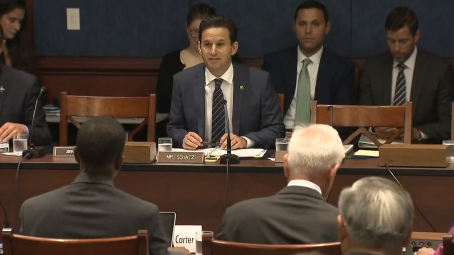 Senator Schatz Calls For Trump Impeachment