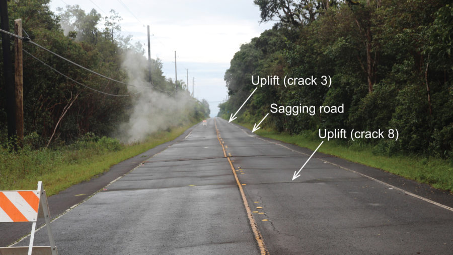 VOLCANO WATCH: How deep is the 2018 dike under Highway 130?