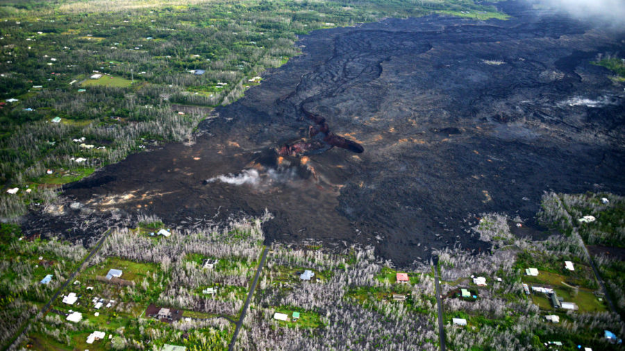 Hawaii Farmers Still Need Unique Assistance After Kilauea Eruption, USDA Urged