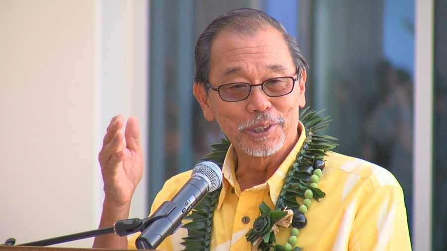 VIDEO: Retired Judge Ronald Ibarra Tells Old Kona Courthouse Stories