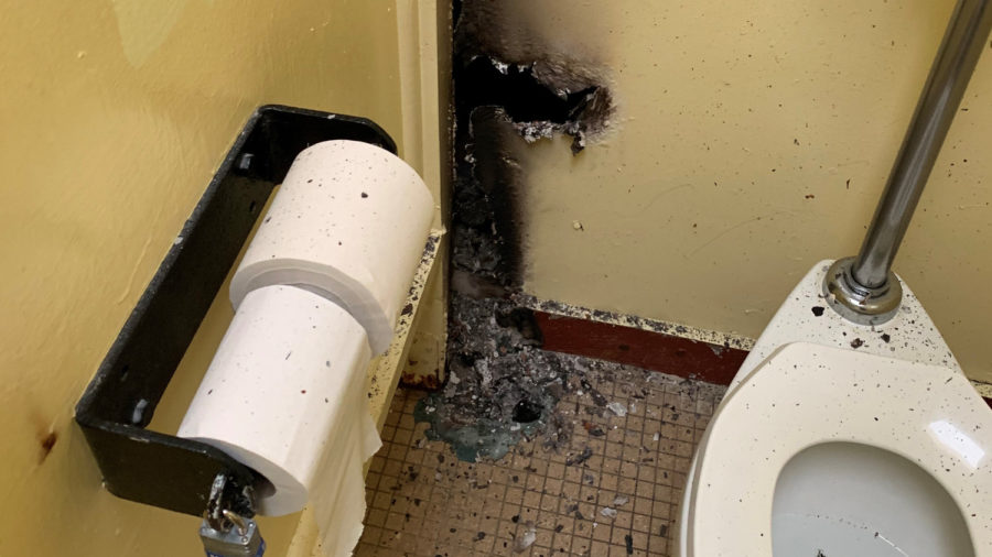 Ainaola Park Restroom Set On Fire, Closed Until Further Notice