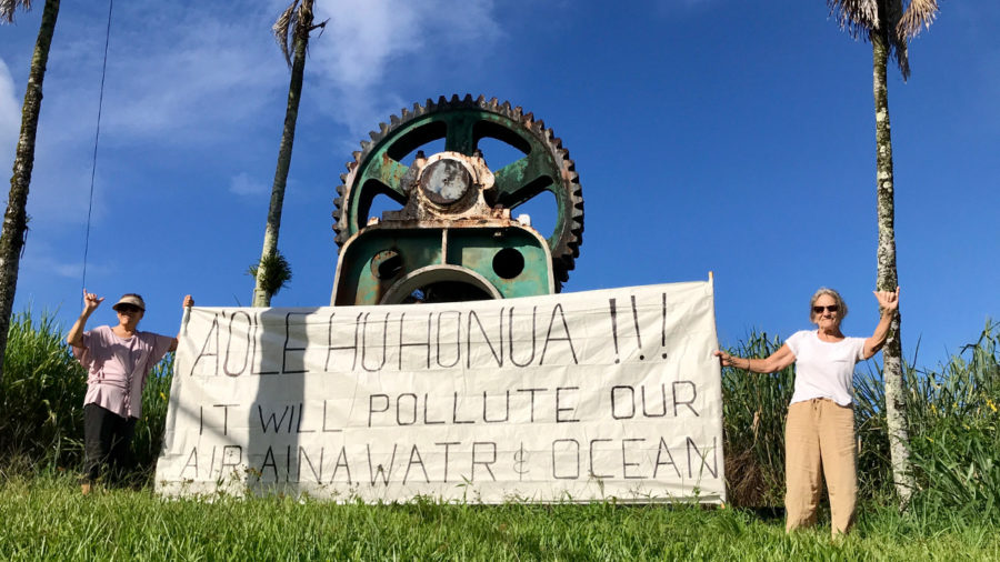 Hu Honua Courts Community, Activists Push Back