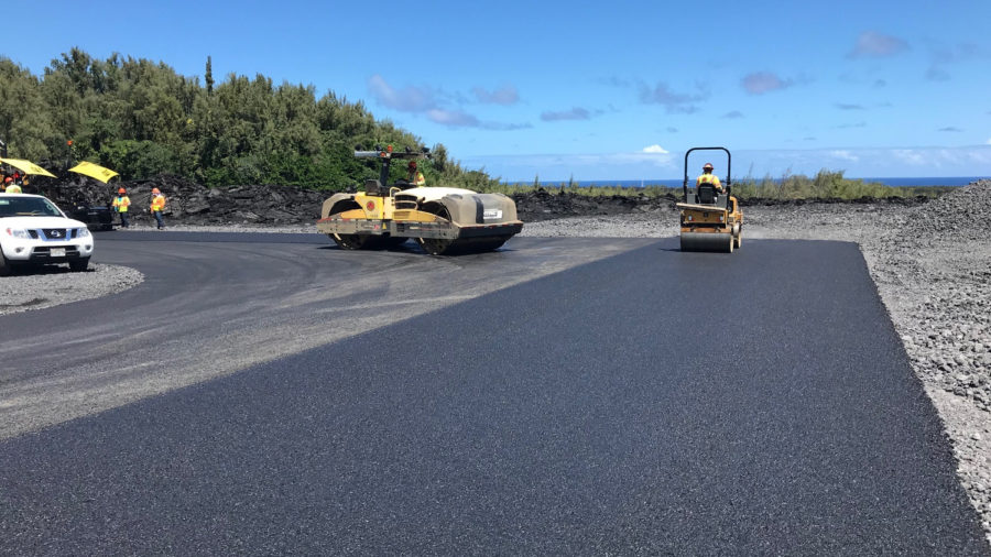 Highway 132 Paving Complete, November Opening Anticipated
