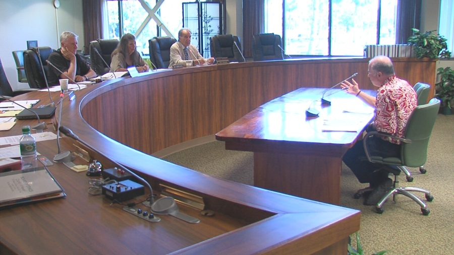 VIDEO: Prosecutor Goes Before Ethics Board On Alleged Mauna Kea Conflict