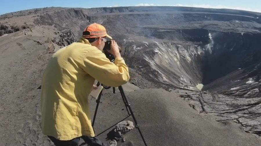 VIDEO: Kilauea Volcano Water Pond Update, Observations & Potential Dangers
