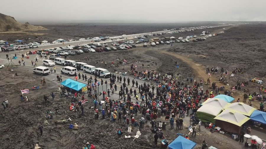 Total Government Costs For Mauna Kea Standoff Near $10 Million