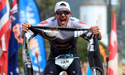 Jan Frodeno, Anne Haug Are New IRONMAN World Champions