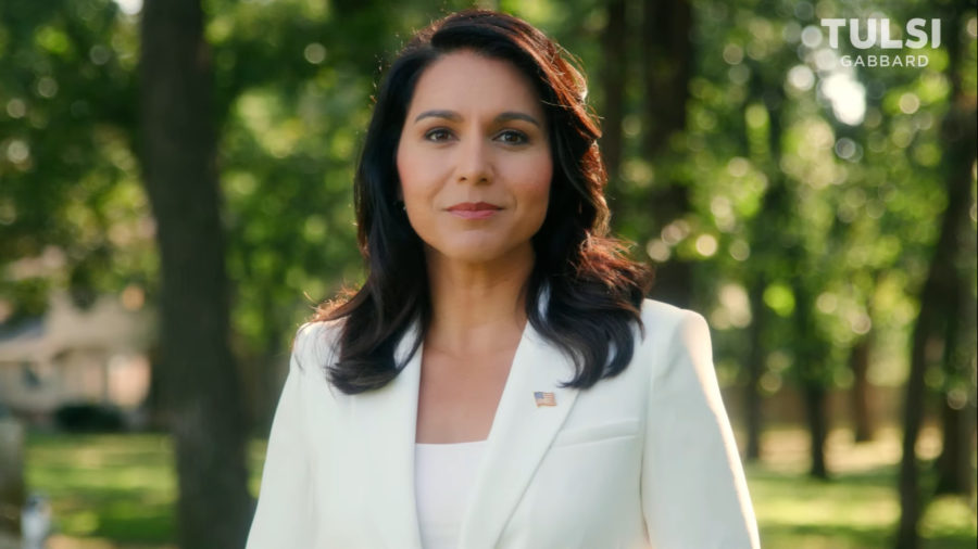VIDEO: Gabbard Says Mahalo Hawaii, Will Not Seek U.S. House Re-Election