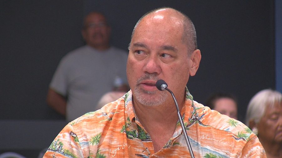 VIDEO: TMT Supporter Opposes Mauna Kea LUC Petition