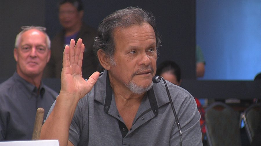 VIDEO: Former DOCARE Officer Testifies On Mauna Kea At LUC