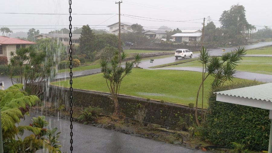VIDEO: Flood Advisory Issued For Hilo, Puna
