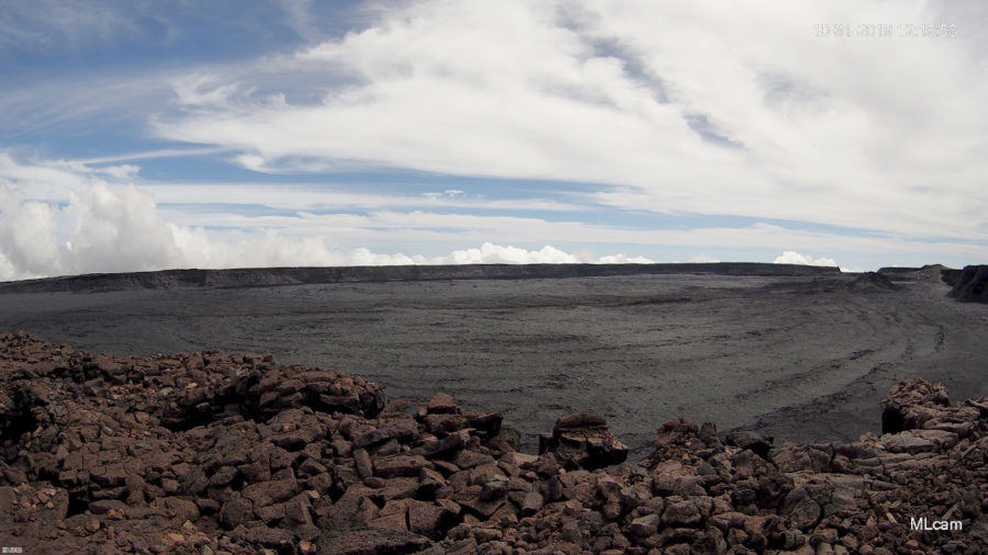 Mauna Loa Update: Photos From Civil Air Patrol Fly Over