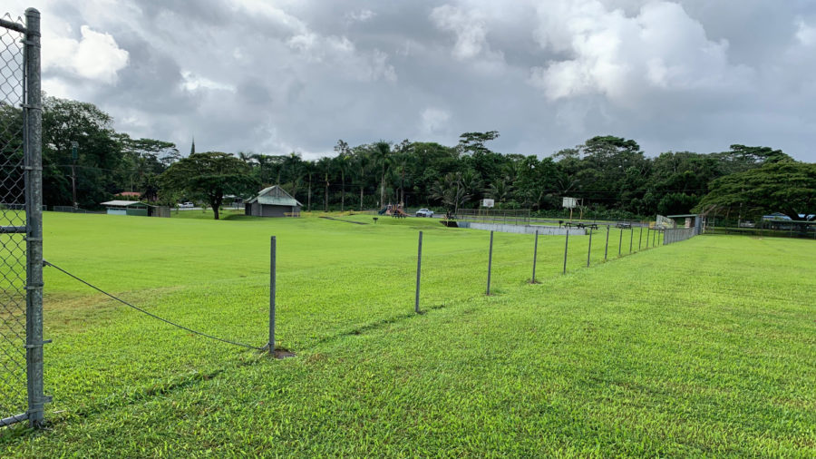 100 Feet Of Fencing Stolen From Hawaiian Beaches Park