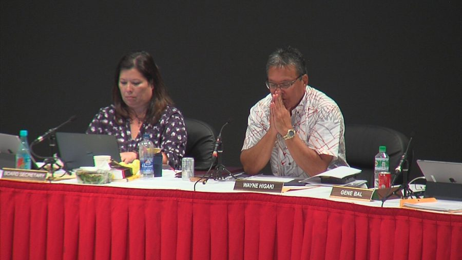 VIDEO: UH Regents Approve Mauna Kea Admin Rules