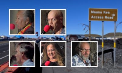 VIDEO: 5 Mauna Kea Testimonies At UH Hearing, Part 1 of 2