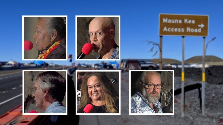 VIDEO: 5 Mauna Kea Testimonies At UH Hearing, Part 1 of 2