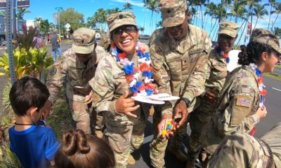 VIDEO: Scenes From 2019 Hawaii Island Veterans Day Parade