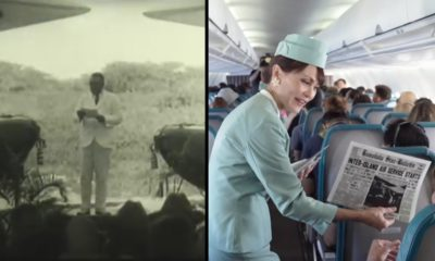 VIDEO: 90 Years Since Hawaii's First Inter-Island Flight, Honolulu To Hilo