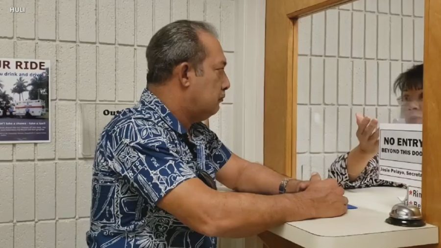 VIDEO: Retired Lt. Files Complaint Over HPD Mauna Kea Operation