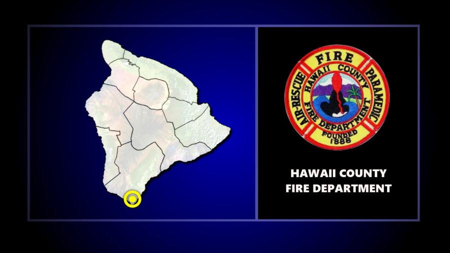 Man Found Dead After Apparent Kamaʻoa Road Crash